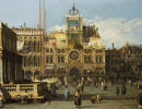 xposition Canaletto à Rome