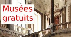 musées gratuits à Rome et au Vatican