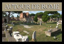 Visites autour de Rome le Latium