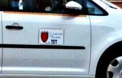 Taxi de Rome