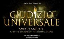 Evénements 2019 à Rome : Jugement dernier de Michel Ange