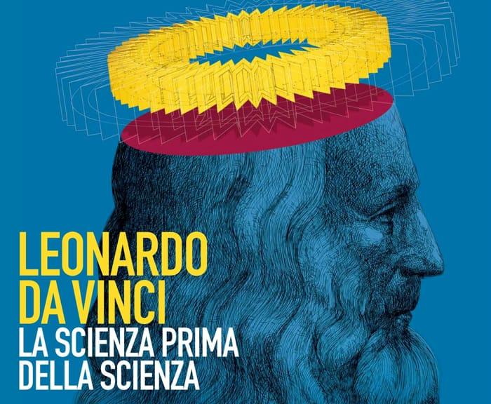 exposition Leonard De Vinci, la science avant la science