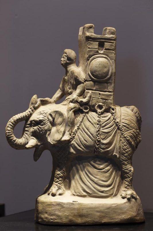 Exposition Carthage à Rome