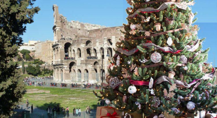 Noel 2019 et Nouvel an 2020 à Rome