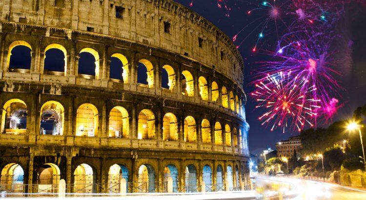 réserver un réveillon à Rome