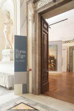 Expos à Rome depuis mai 2021